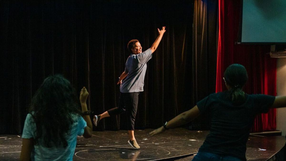 DELYSIA: DRAWN TO JESUS THROUGH DANCE, DESTINED TO DISCIPLE WOMEN