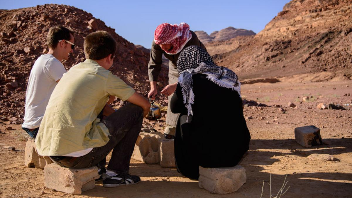 Lähetystyöntekijät vievät evankeliumia vähiten tavoitetuille esimerkiksi Lähi-idän ja Pohjois-Afrikan autiomaiden kautta