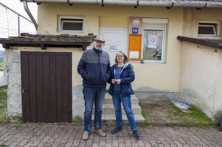 Lähetit Pirjo ja Jarmo Sormunen Unkarissa
