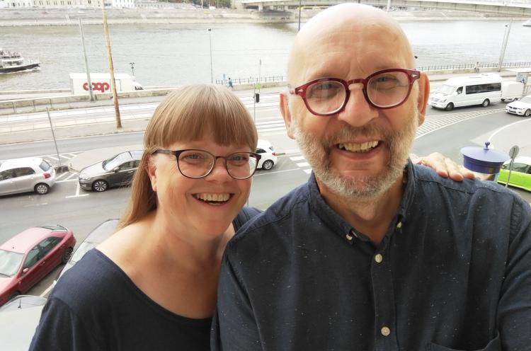 OM:n Lähetystyöntekijä Pirjo & Jarmo Sormunen